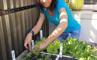 Hallo, ich bin Uta und das ist der Geniale Gemüsegarten!