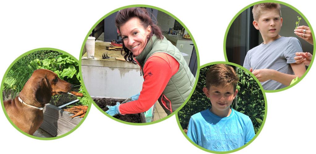 Team Der Geniale Gemüsegarten